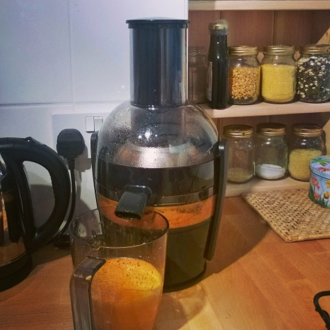 I heart my Phillips juicer