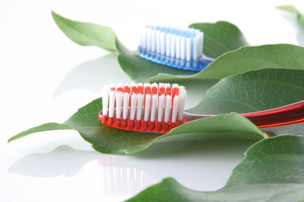 Lazy Green Consumer: Natural Toothpaste