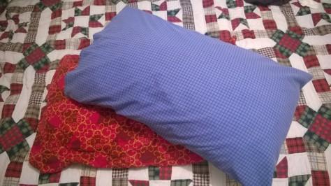 cold pillows