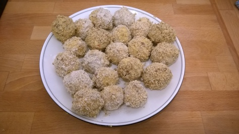 almond polenta recipe