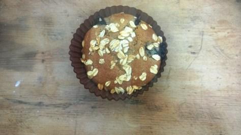 Vegan Blueberry Muffin recipe