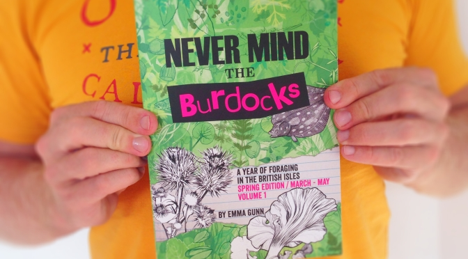 Nevermind the burdocks