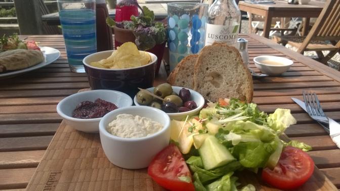 A Summer of Vegan Dining