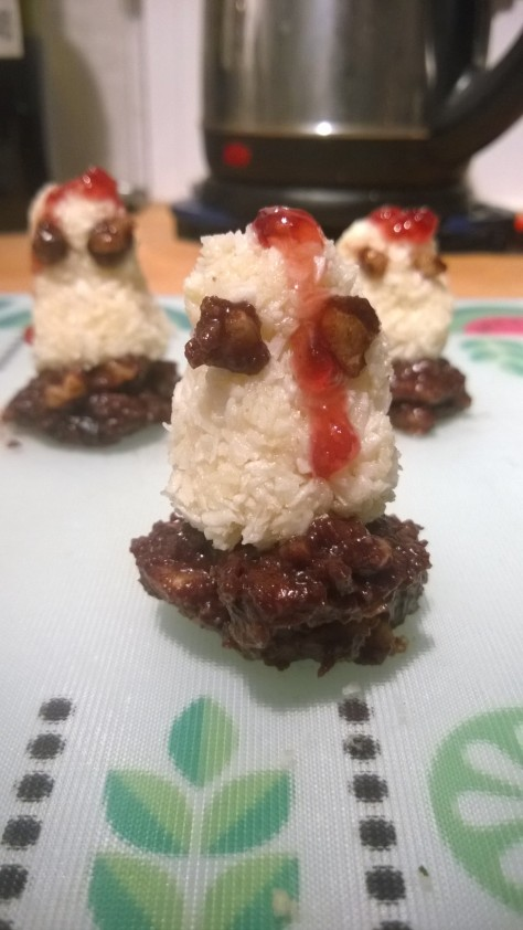 vegan Halloween treat