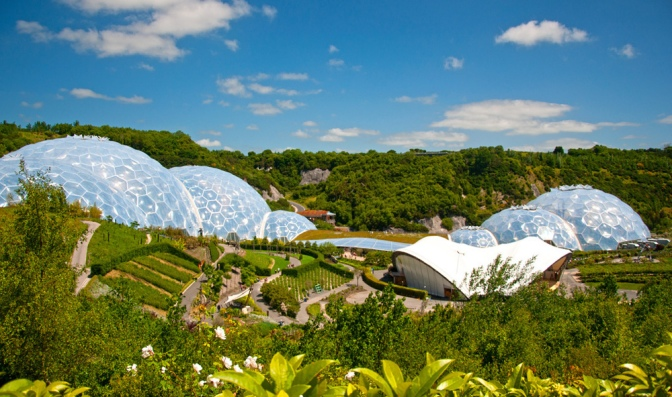 Your Green Life: Gordon Seabright (Eden project)