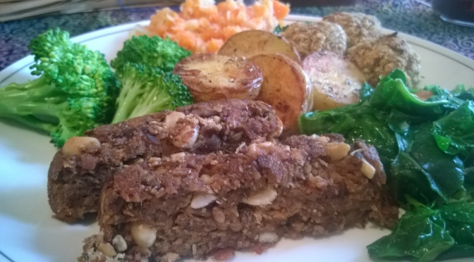 chestnut and chia seed nutroast