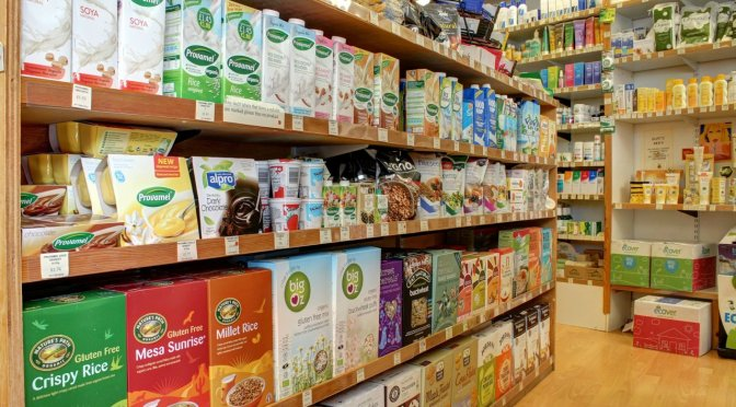 Day 5 of Local for Lent: The Natural Store