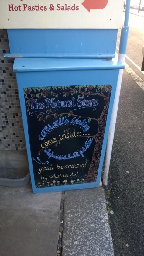 natural store falmouth