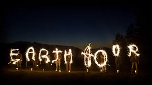 Earth hour ideas
