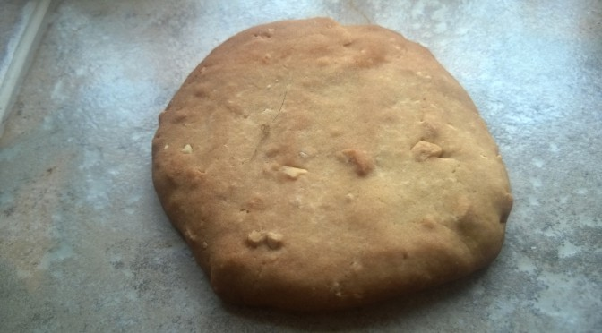 Lazy Vegan Recipe: Naturally Sweetened Cashew and Arrowroot Cookies
