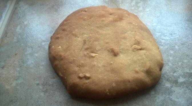 Lazy Vegan Recipe: Naturally Sweetened Cashew and Arrowroot Cookies
