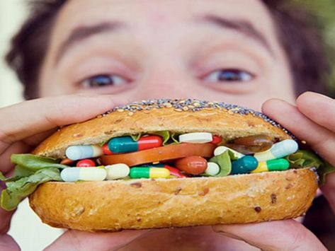 Vitamin-sandwich