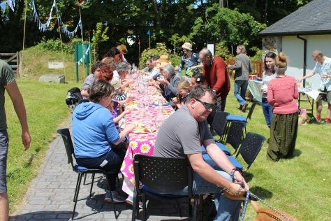 chacewater vegan big lunch
