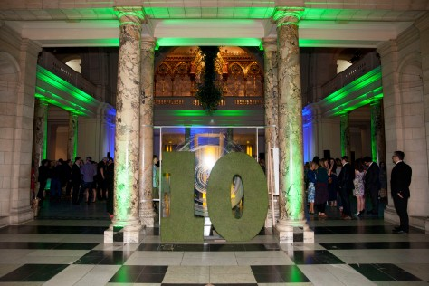 The Observer Ethical Awards 2015, held at the V&A Museum in London