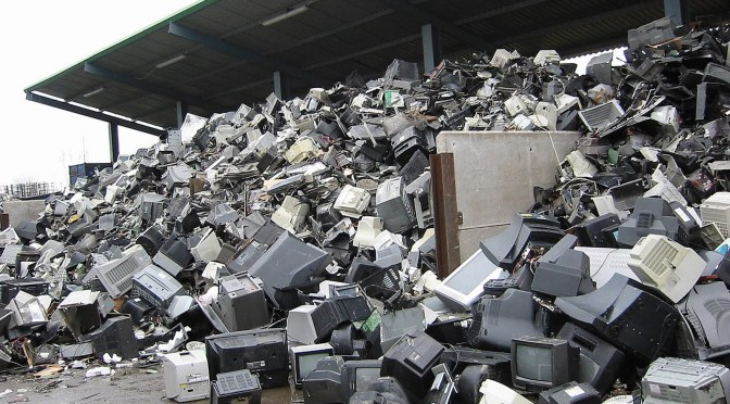 Did you have a Short Fuse for electrical waste?