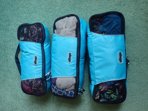 1 year backpacking essentials