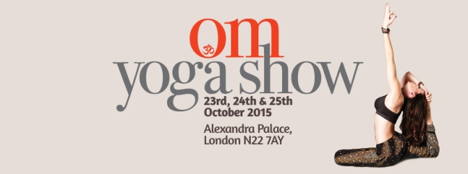 Giveaway: Win a pair of Tickets to the OM Yoga Show this Month