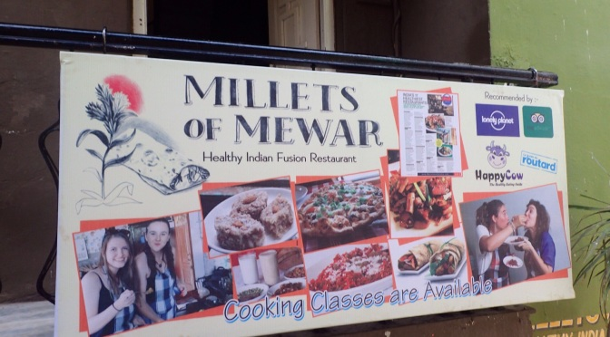 Vegan dining in Udaipur: Millets of Mewar