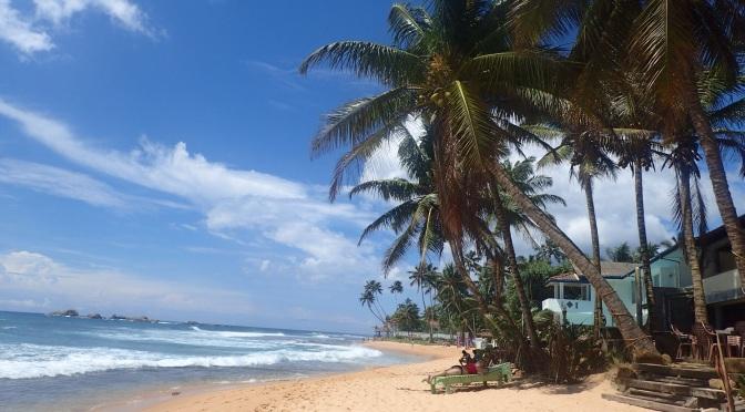 Hikkaduwa: hippy heaven or polluted beach hell?