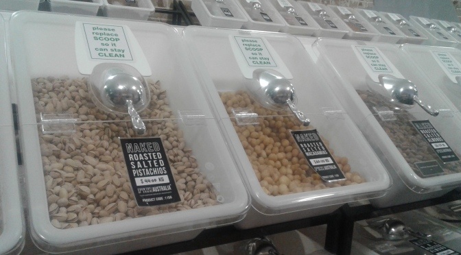 Newtown's Naked Foods Organic Bulk Store