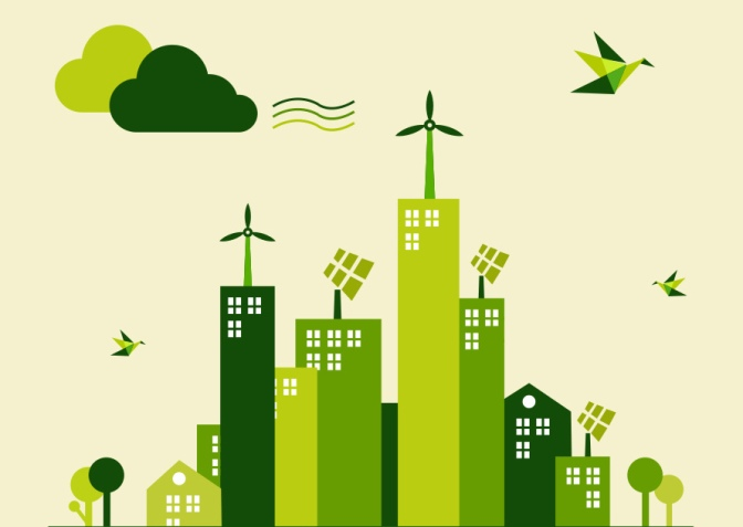 The Worlds Most Energy Efficient Countries [infographic]