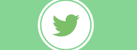 green twitter profiles