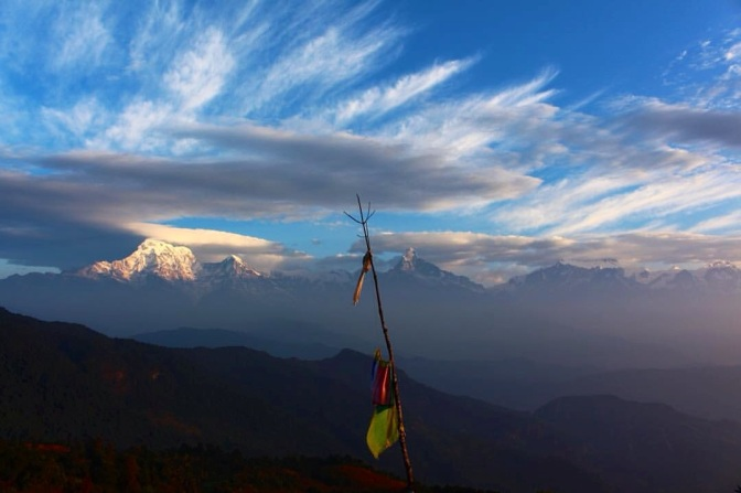 Why a Yoga Trek in Nepal Should be on Your Bucket List