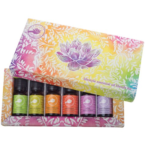 A Perfect Potion do great starter kits if you're new to essential oils